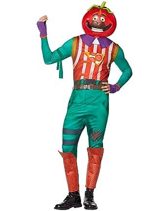 Disfraz de Fortnite de TomatoHead para Halloween, Producto Oficial ...