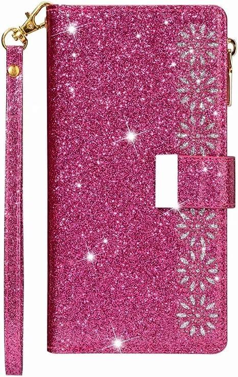 Funda para Samsung Galaxy Note 20 Ultra Libro, Cartera Estuche Antigolpes Golpes de Cuero con Libro de Cuero Flip Case, Carcasa PU Leather con TPU Silicona Case Interna Suave Cierre Magnético: Amazon.es: