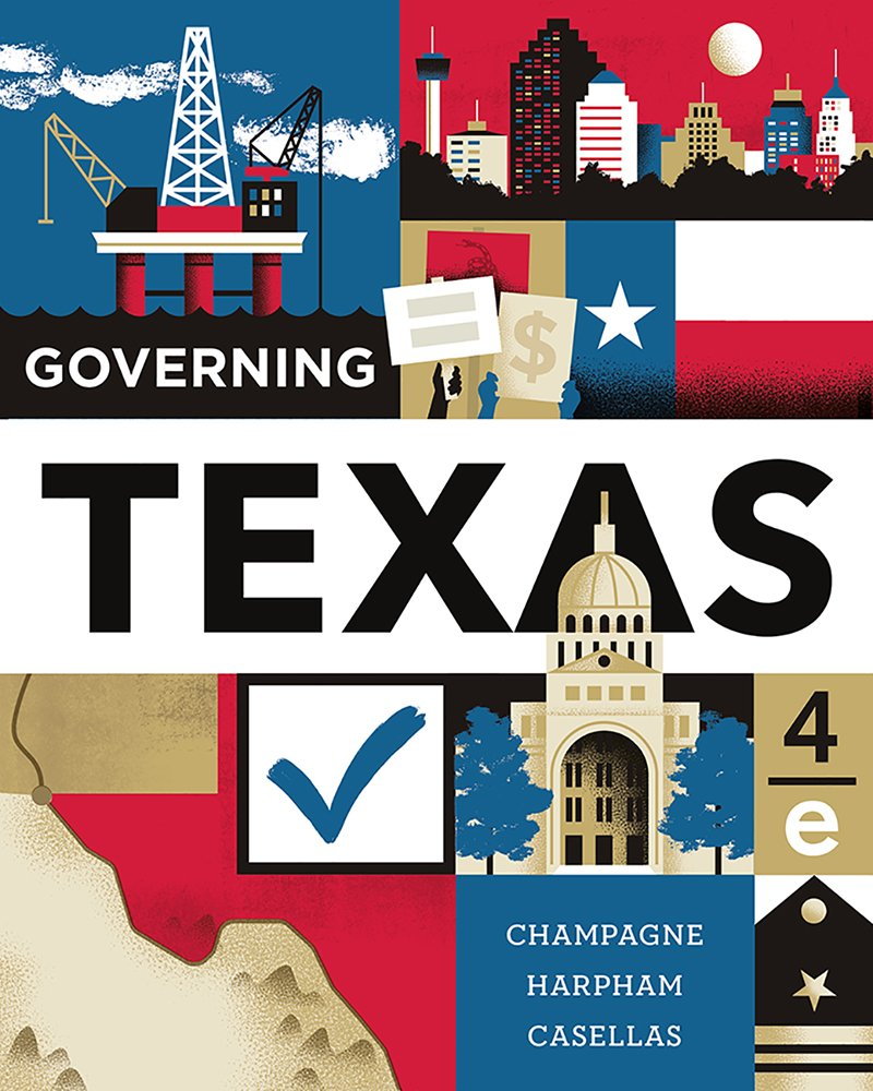 Governing Texas (Fourth Edition) by W. W. Norton & Company