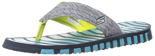 a6734ac4be3e Skechers Performance Womens Go Flex Vitality Flip Flop  Amazon.ca ...