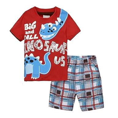 790417b75453 Short pants Baby Box Baby boys Short Sleeve Infant Clothing Set T-shirt  Clothing, Shoes & Jewelry