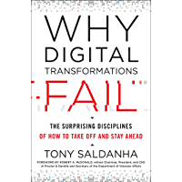 Why Digital Transformations Fail: The Surprising Disciplines of How to Take Off and Stay Ahead (English Edition)