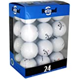 Reload Recycled Golf Balls (24-Pack) of Callaway Golf Balls, One Size, White