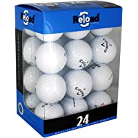 Callaway Reload Reciclado Pelotas de Golf (24-Pack) de Bolas de Golf