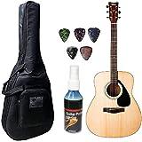 Yamaha F310 Acoustic Guitar - Natural Bundle