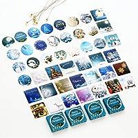 Pegatinas Navideñas Etiquetas Adhesivas Navidad Stickers 368 Regalo