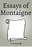 Essays of Montaigne (Xist Classics)