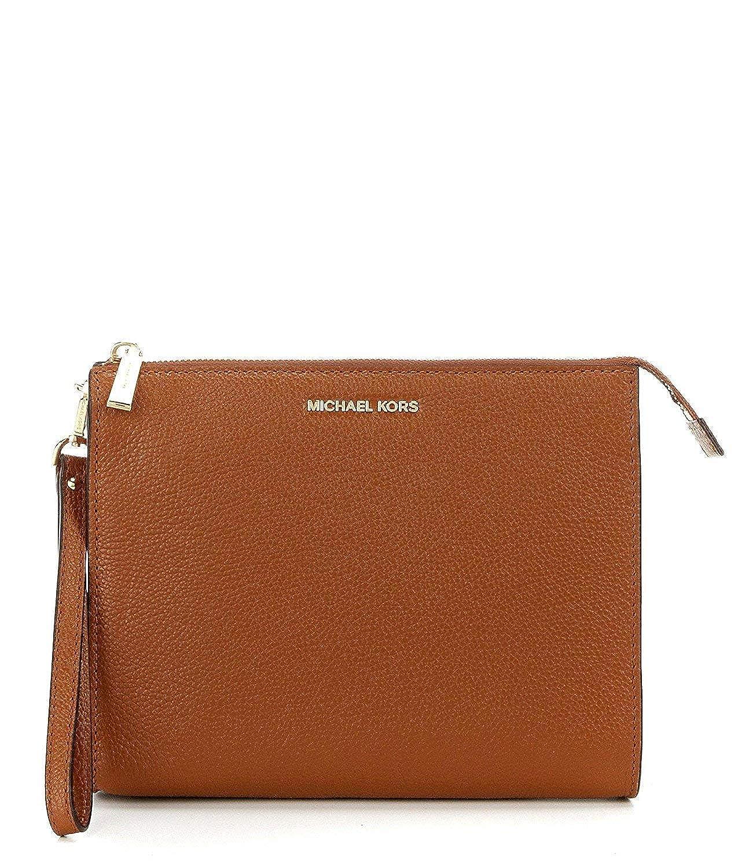 Michael Kors Mercer Medium Travel Pouch Leather (luggage)