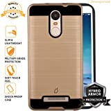 MangoMask Xiaomi Redmi Note 3 Brushed Hybrid Armor Case