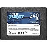"Patriot Memory Burst SSD 240GB SATA III Internal Solid State Drive 2.5"" - PBU240GS25SSDR"