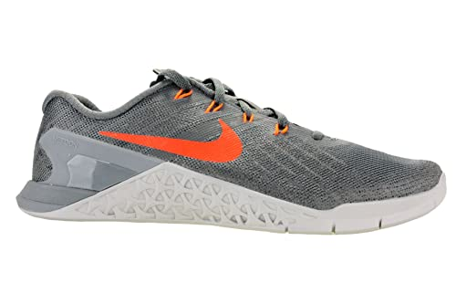 big sale 6934a cda35 Nike Mens Metcon 3 Training Shoes Track Dark Grey Hyper Crimson 852928-007  Size 13  Buy Online at Low Prices in India - Amazon.in