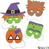 Make a pumpkin stickers 1 dozen bulk toys for Craft kits for kids in bulk