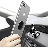 humixx Universal Handyhalterung Auto Magnet, 360 °Einstellbare Smartphone Halterung Auto für iPhone 6 6s 7 7Plus, Samsung Galaxy S7 S8, HTC