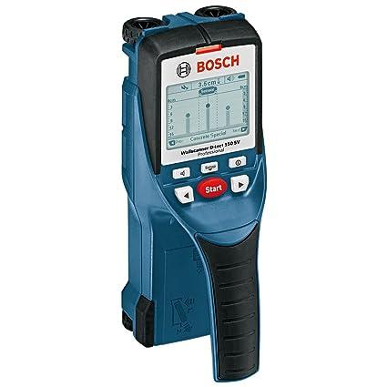Bosch Professional Detector de paredes D-tect 150 SV (profundidad hasta 150 mm,