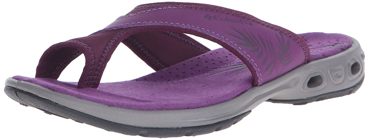 Columbia Women's Kea Vent Sandal B01015W772 5 B(M) US|Glory/Purple Dahlia
