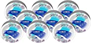 Dixie Everyday Disposable Paper Bowls, 10 oz, Printed, 324 Count Product