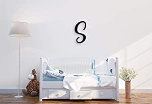 """Giant Wall Decor Letters Uppercase S 