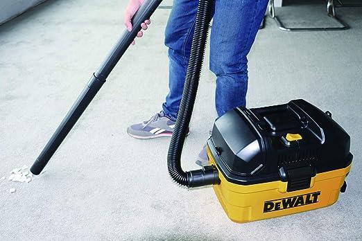 Dewalt - Aspirador portátil de agua y polvo, 15 litros: Amazon.es ...