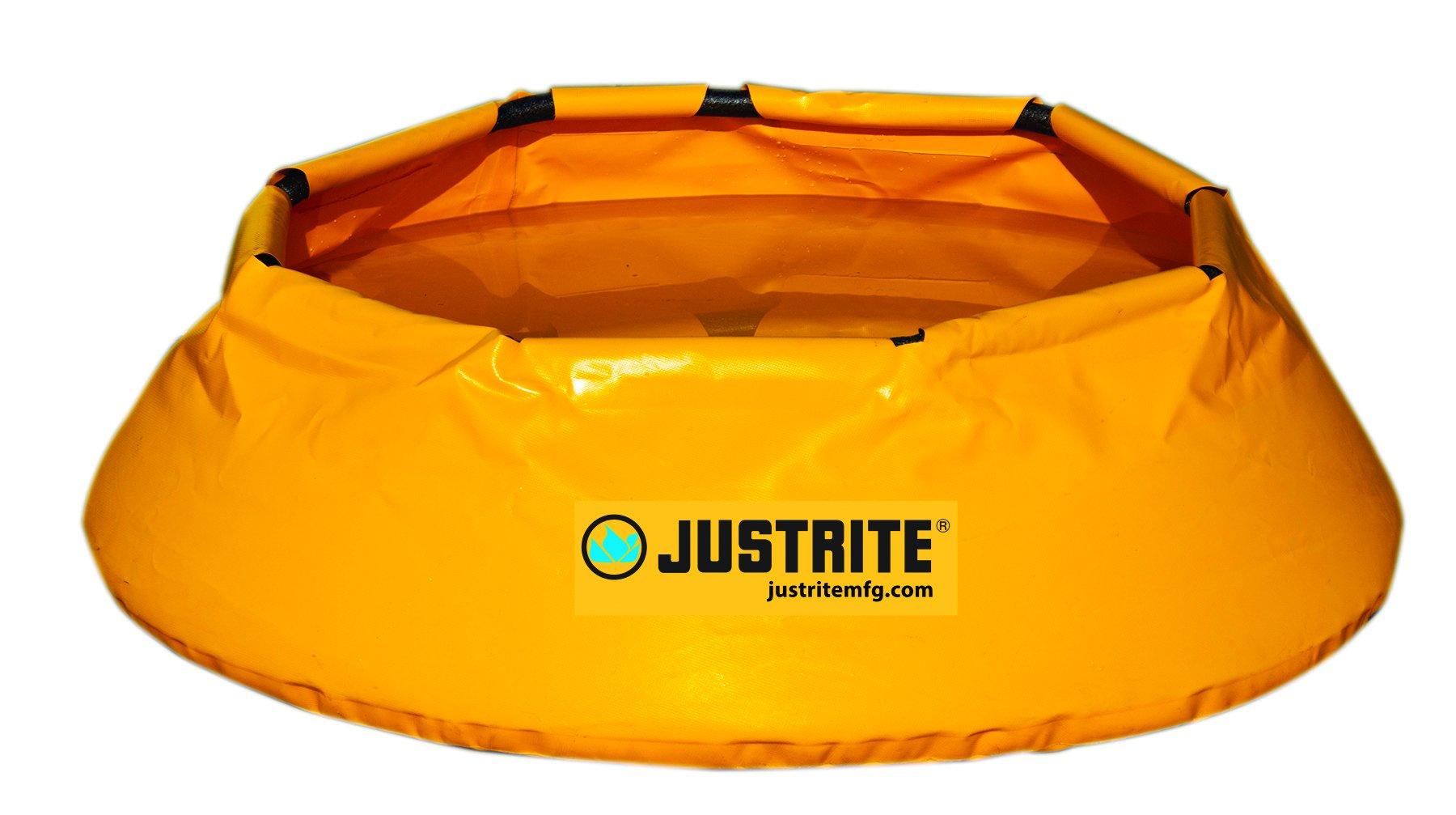 Justrite 28321 Pop-Up Pool, 66 gal
