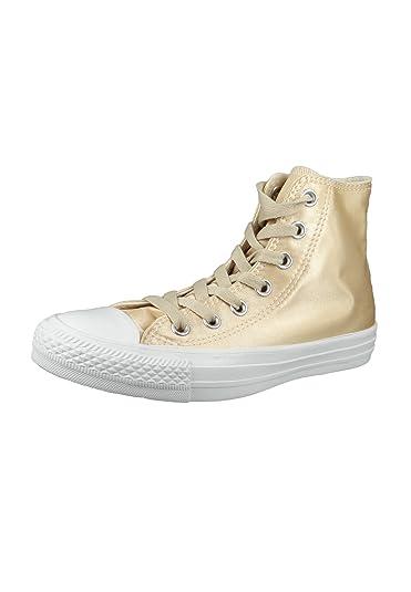 Sportschuhe CONVERSE - Ctas Hi 557940C Parchment/Parchment/White V5MnGl