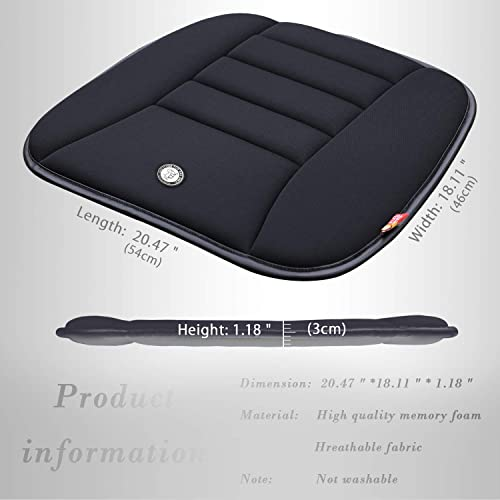 RaoRanDang Car Seat Cushion Pad