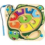 Hape E1705 - Labyrinthes Magnétiques - Colorback Sea Turtle