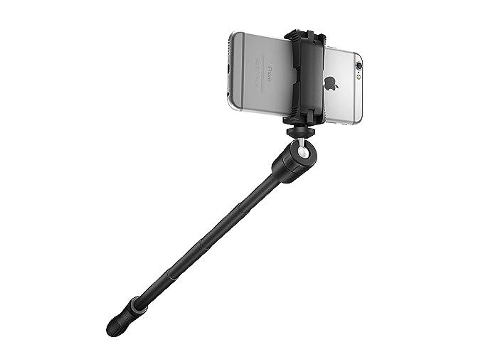 IK Multimedia 03-90057 iKlip Grip multifunktioneler Tripod Stand f/ür Mikrofone//Smartphone