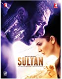 Sultan (2016) Blu Ray Salman Khan /Anushka Sharma 2 Disc Official Special Edition Hindi Blu Ray
