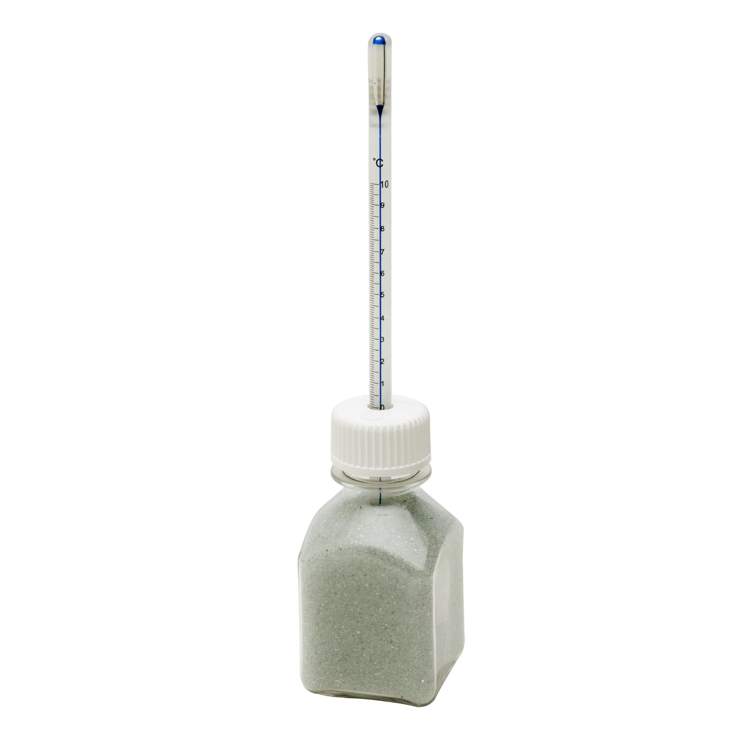 H-B DURAC Plus B60600-1000 Incubator Verification Thermometer; 15 to 50C