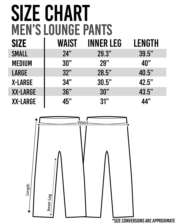 Call of Duty Skull Print Mens Pajama Sleepwear Lounge Pants