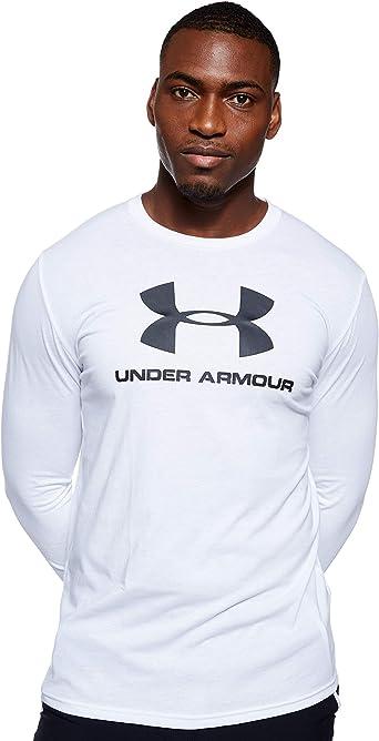 Under Armour Sportstyle Logo LS Camiseta Hombre