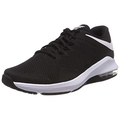 Nike Men's AIr Max Alpha Trainer Training Shoes (10.5, Blk/Wht 001) | Fitness & Cross-Training