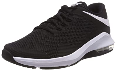 save off e7b74 17de2 Nike Men s Air Max Alpha Trainer Training Shoe Black White, ...