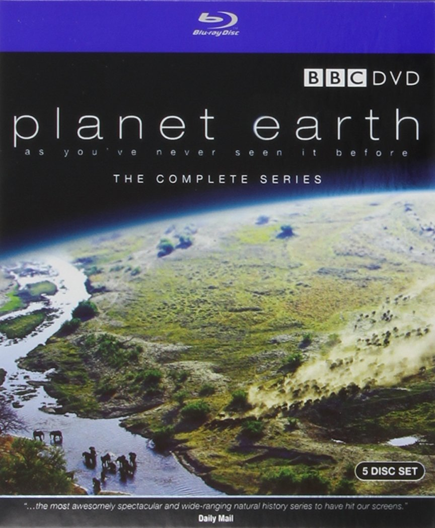 Planet Earth [Blu-ray] (2007)
