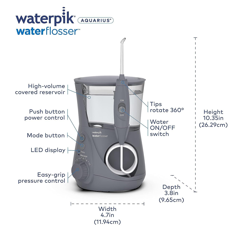 thumbnail 25 - Waterpik WP-660 Water Flosser Electric Dental Countertop Professional