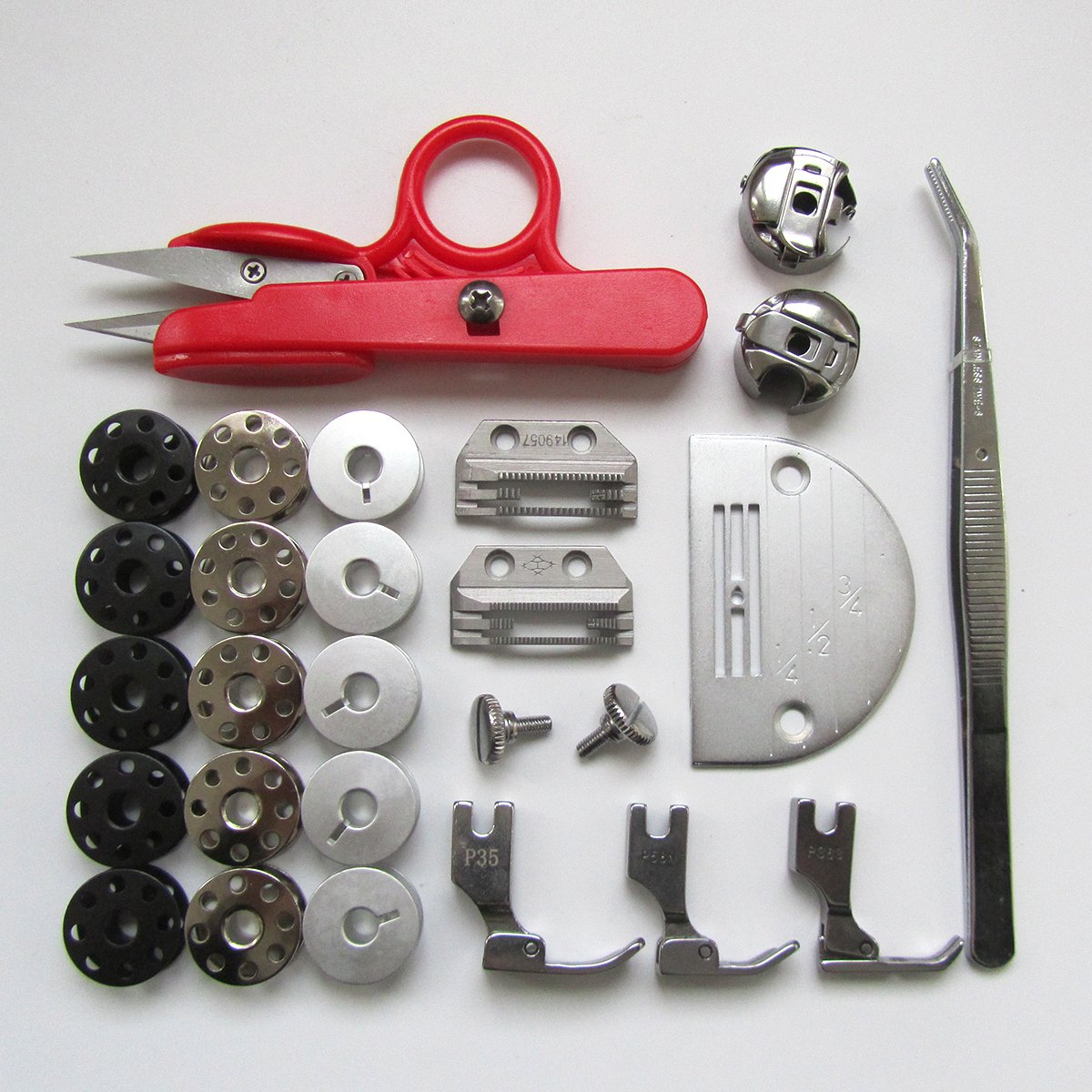 FOR JUKI DDL-8700 BROTHER DB2-B737, B735 SEWING MACHINE PARTS 13 PIECE SET ISMP-B #KP-SN13 KUNPENG