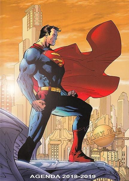 DC Comics - 1 - Agenda (Superman - siete 2018 de siete 2019 ...