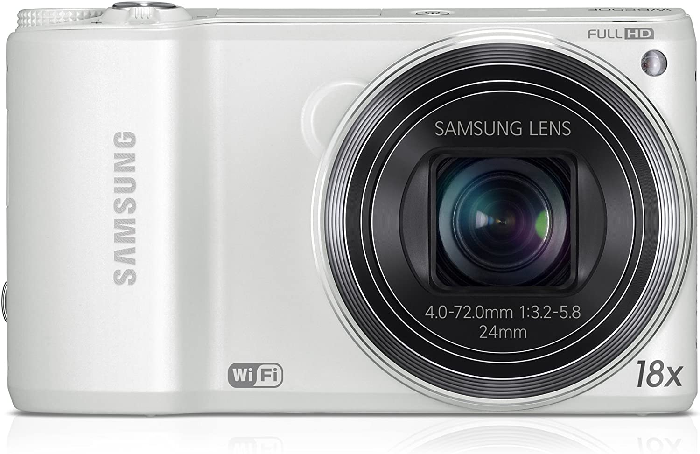 Samsung EC-WB250FBPWE1 - Cámara Foto de 14.2 MP, Zoom óptico 18x, Pantalla LCD de 3