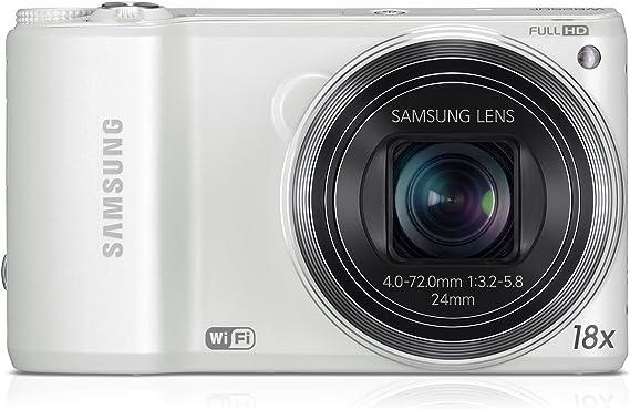 Samsung EC-WB250FBPWE1 - Cámara Foto de 14.2 MP, Zoom óptico 18x ...