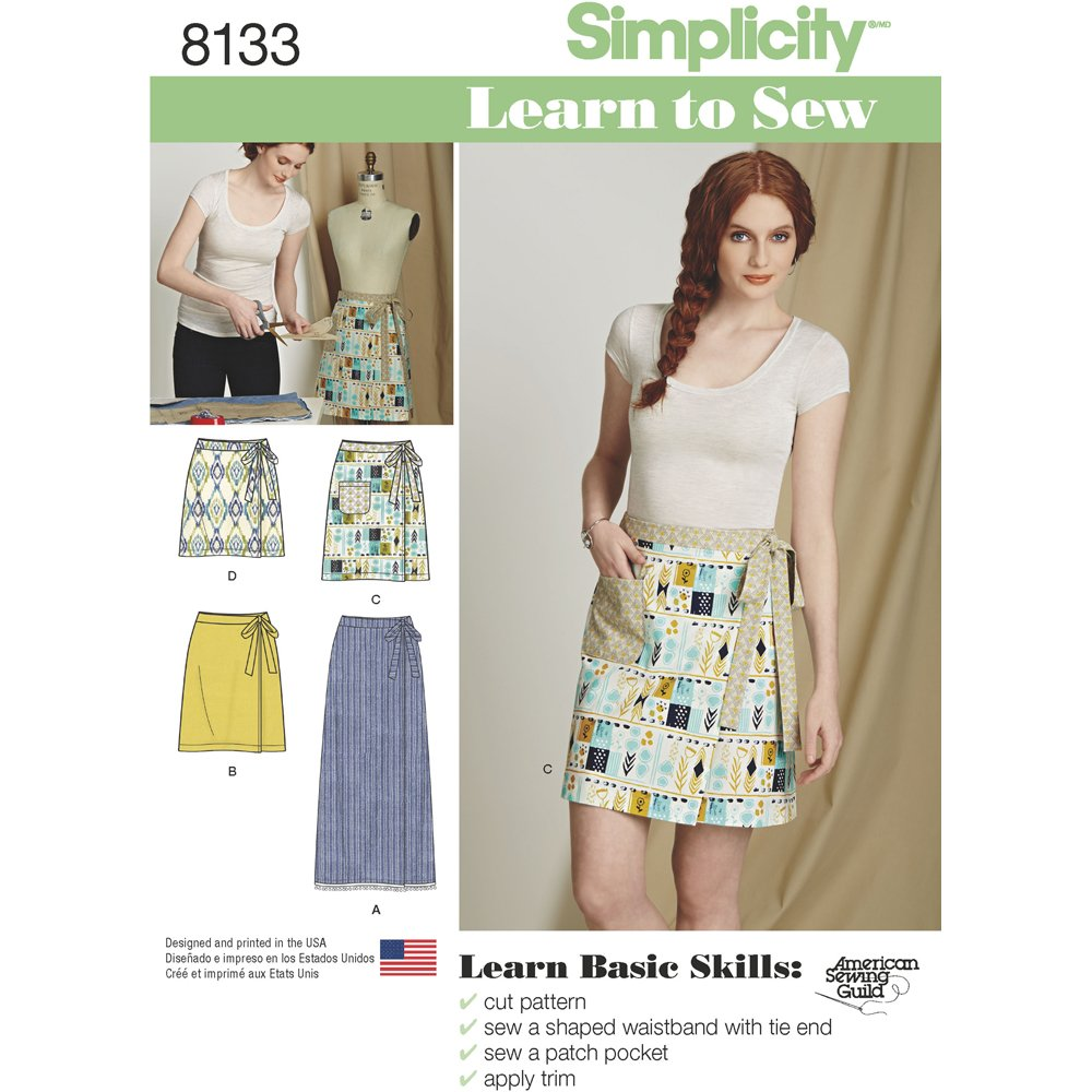 Simplicity Skirt Patterns Interesting Decoration