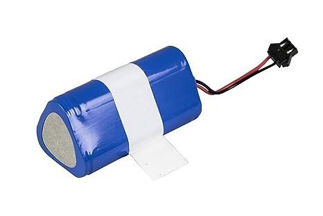 Batería de repuesto para robots aspiradores Conga, Conga Wet, Conga Slim, Conga Slim