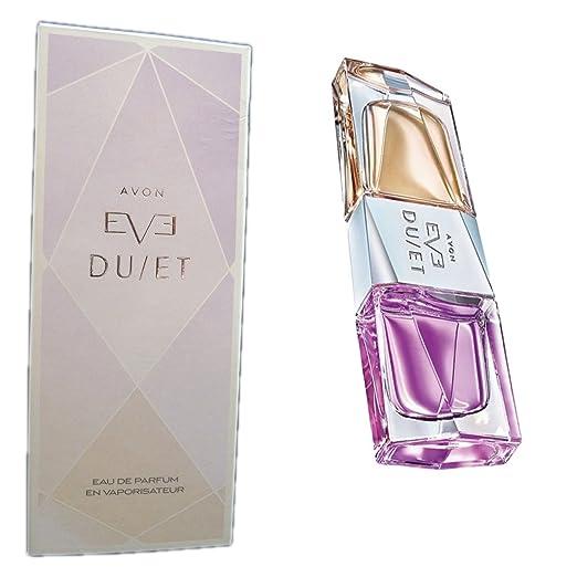 Avon Eve Duet Eau De Parfum 2 X 25ml Spray Perfumes Radiant And