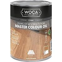 Woca Meister aceite para suelos de madera blanco