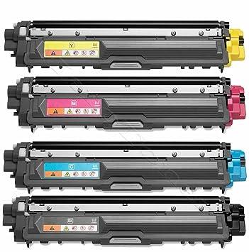 Merotoner Toner/Impresora de Cartuchos de 4 Pack XL para ...