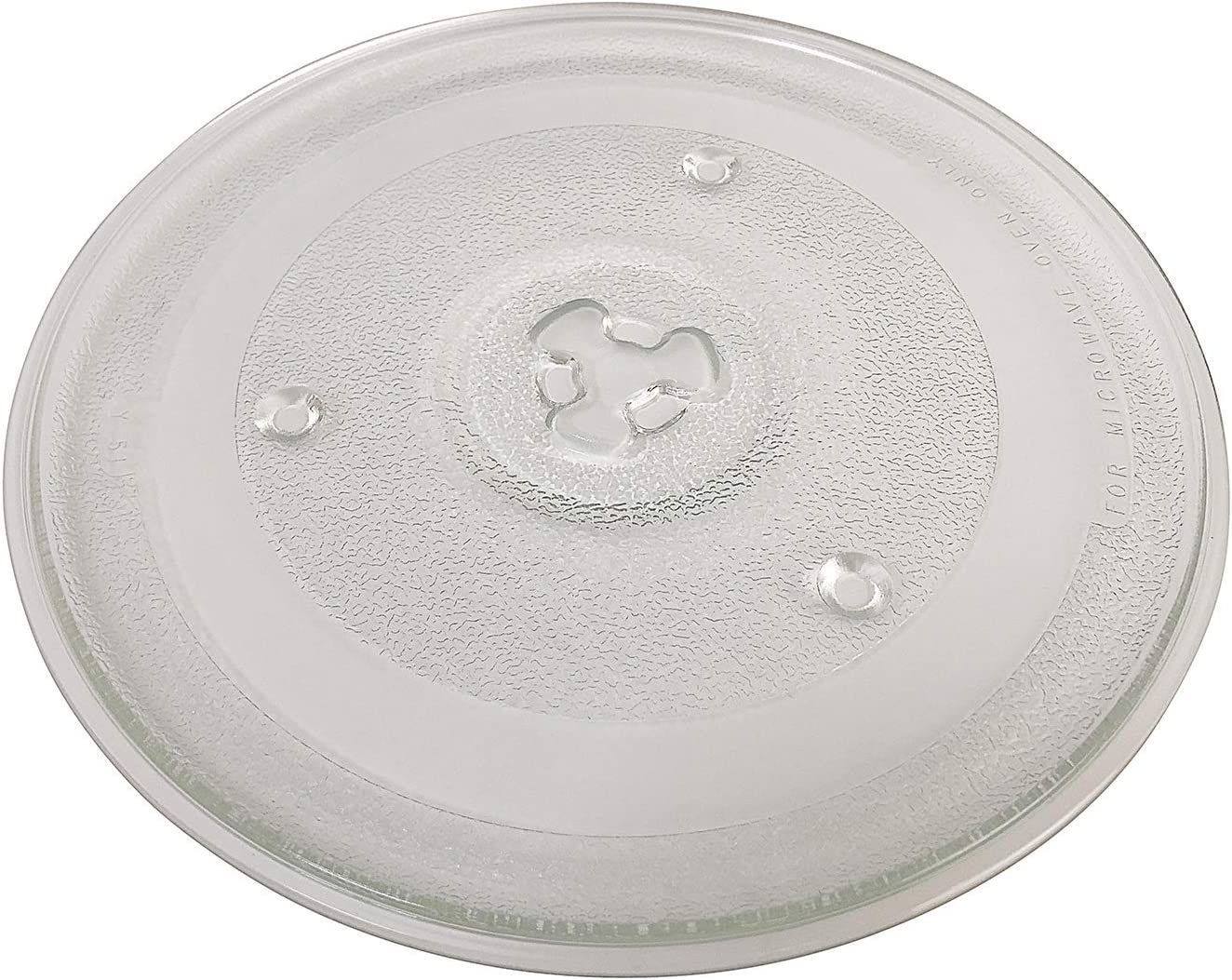 10 1/2 Inch Microwave Turntable Plate 252100500497 HB-P90D23 HBP90D23 HB-P90D23A HB-P90D23AL-DJ Replacement for Hamilton Beach Emerson Sunbeam Magic Chef