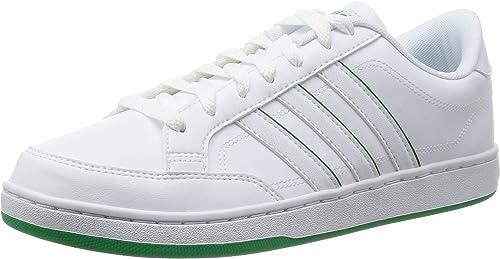 adidas Herren Courtset Schuhe, Weiß