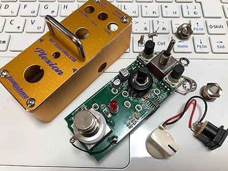 シンプルな回路構成、使える音です。