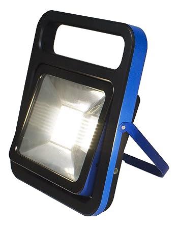 Marvelous As   Schwabe Chip LED Strahler 50 W Mit Akku, IP 54 Baustrahler