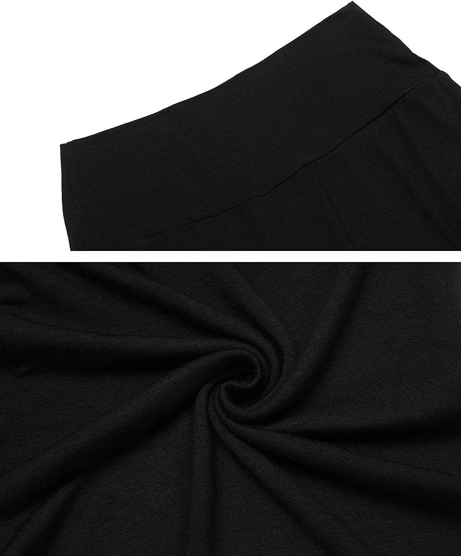 Balancora Damen Umstandshose 3//4 Hose Schwangerschaftshose Cargo Umstandsshorts Unterhose kurz Sommer Yoga mit extra Bauch