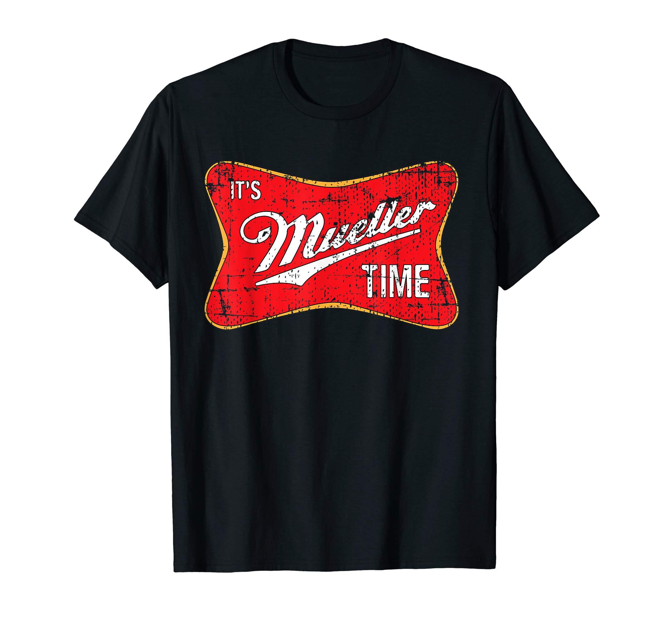 It's Robert Mueller Time Anti Trump 2019 Resist Tee Shirt